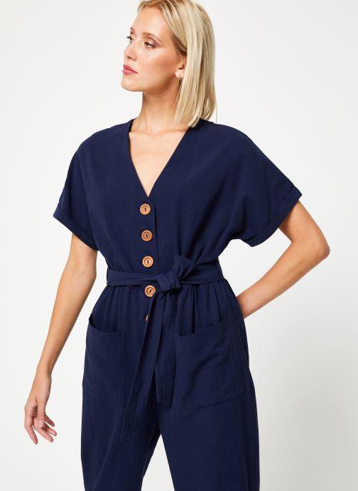 Vêtements Louche PERCY Bleu vue droite