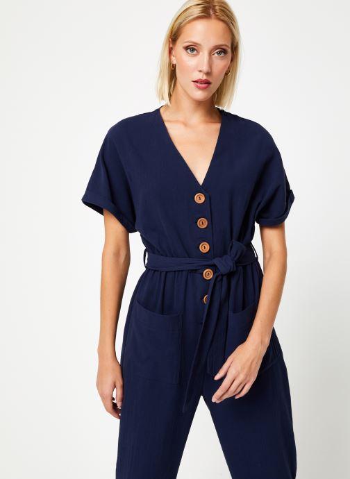 Vêtements Louche PERCY Bleu vue détail/paire