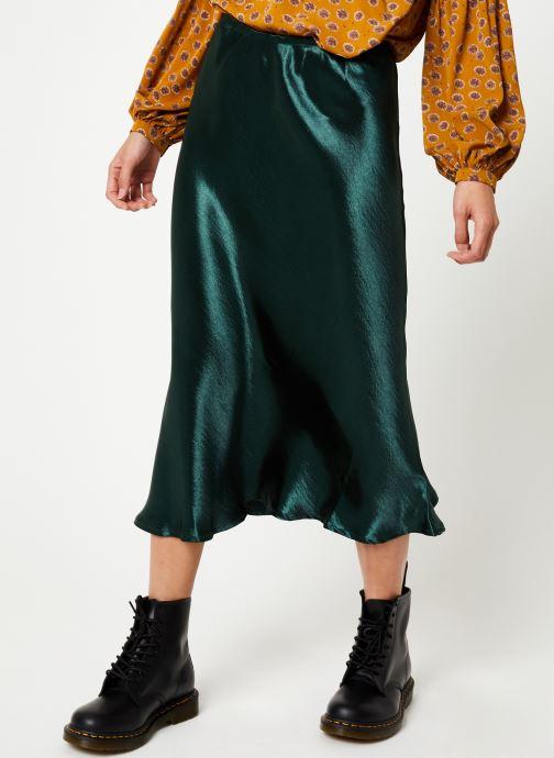 Vêtements Louche TEHANI SATIN Vert vue détail/paire