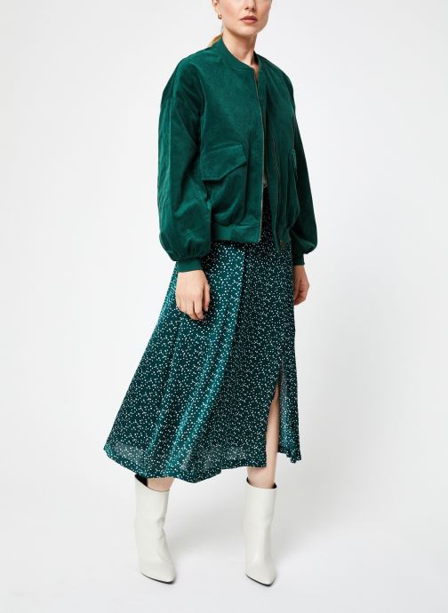 Vêtements Louche KIYO SPECKLED Vert vue bas / vue portée sac