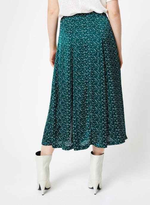 Vêtements Louche KIYO SPECKLED Vert vue portées chaussures