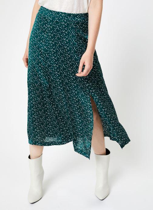Vêtements Louche KIYO SPECKLED Vert vue détail/paire