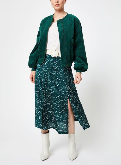 Vêtements Louche WALT CORD Vert vue bas / vue portée sac