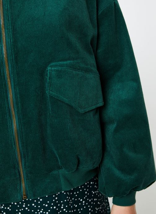 Vêtements Louche WALT CORD Vert vue face
