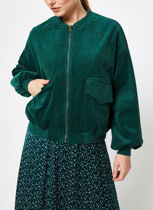 Vêtements Louche WALT CORD Vert vue détail/paire