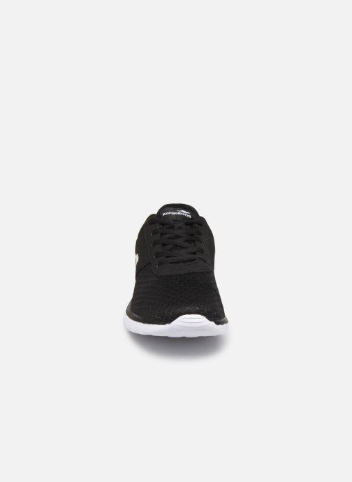 Baskets Kangaroos Bumpy C Noir vue portées chaussures