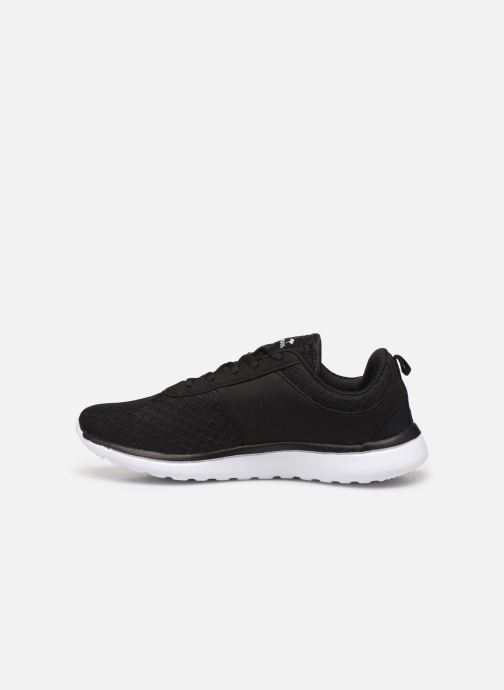 Trainers Kangaroos Bumpy C Black front view