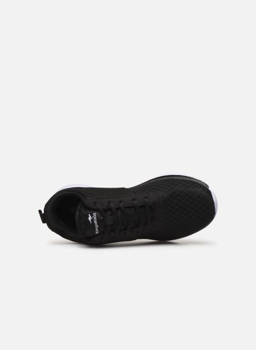 Sneakers Kangaroos Bumpy C Sort se fra venstre