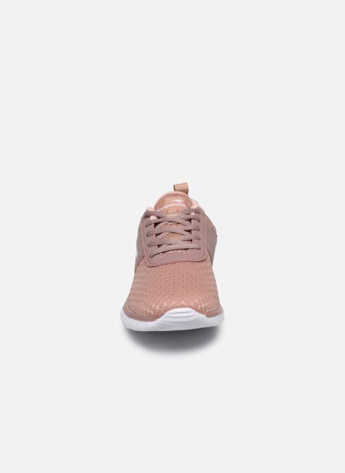 Baskets Kangaroos Bumpy C Rose vue portées chaussures