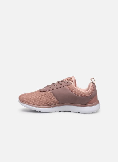 Trainers Kangaroos Bumpy C Pink front view
