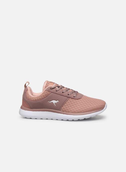 Sneakers Kangaroos Bumpy C Roze achterkant