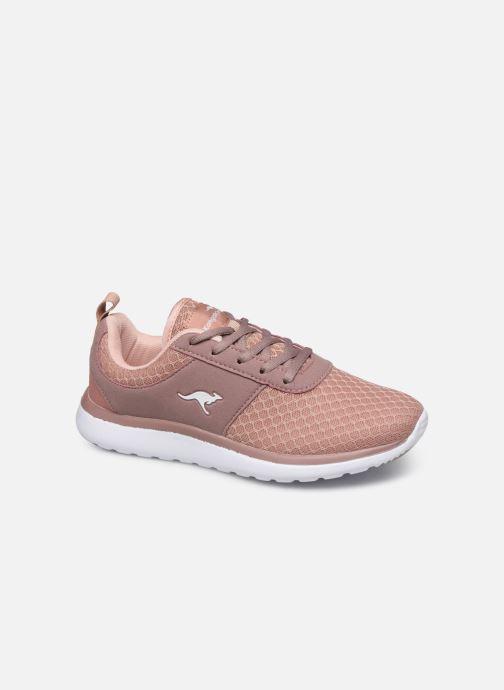 Sneakers Kangaroos Bumpy C Roze detail