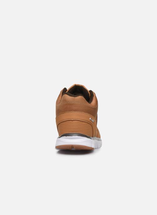 Sneakers Kangaroos Caspo RTX C Bruin rechts
