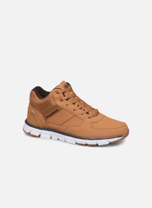 Sneakers Kangaroos Caspo RTX C Bruin detail