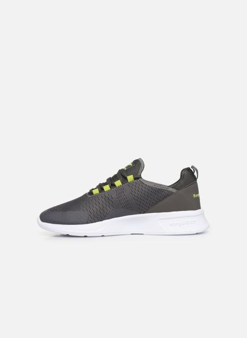 Sneaker Kangaroos KF-A Forward C grau ansicht von vorne