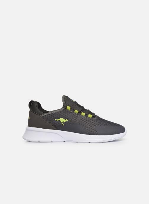 Sneaker Kangaroos KF-A Forward C grau ansicht von hinten