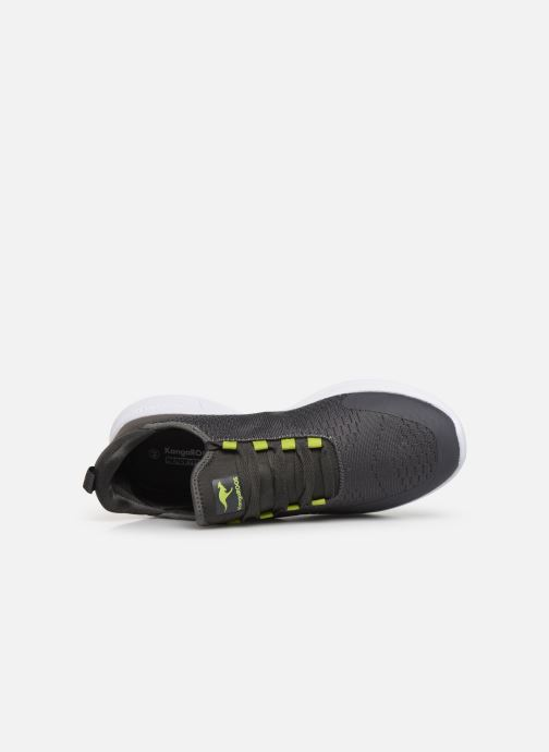 Sneaker Kangaroos KF-A Forward C grau ansicht von links