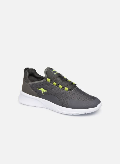 Sneaker Kangaroos KF-A Forward C grau detaillierte ansicht/modell