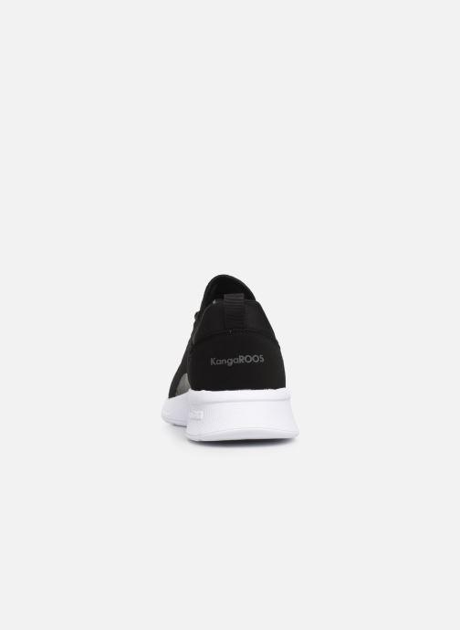 Baskets Kangaroos KF-A Forward C Noir vue droite
