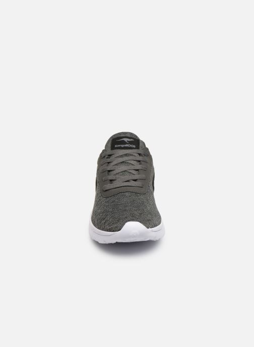 Baskets Kangaroos K-Move C Gris vue portées chaussures