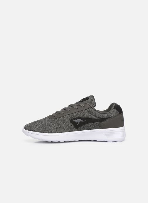 Baskets Kangaroos K-Move C Gris vue face