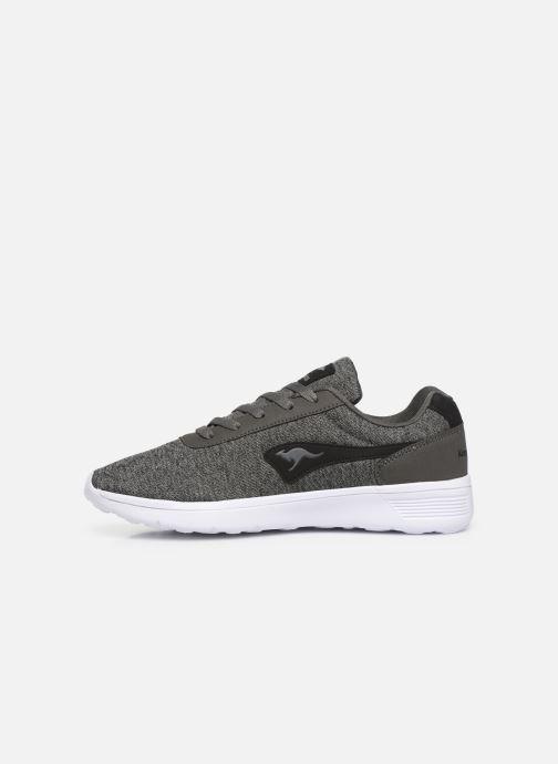 Sneaker Kangaroos K-Move C grau ansicht von vorne