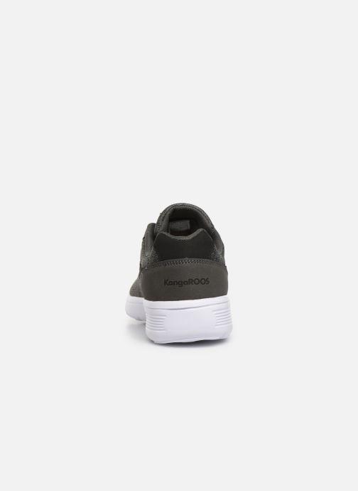 Sneaker Kangaroos K-Move C grau ansicht von rechts
