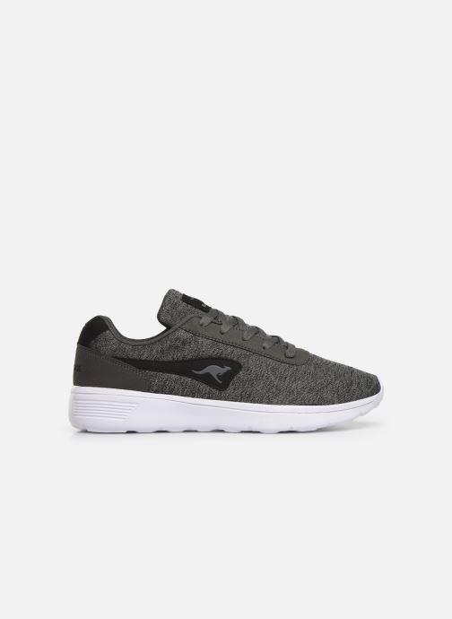 Sneaker Kangaroos K-Move C grau ansicht von hinten