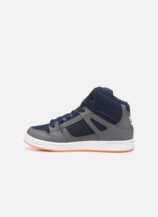 Trainers DC Shoes Pure High-Top Black front view