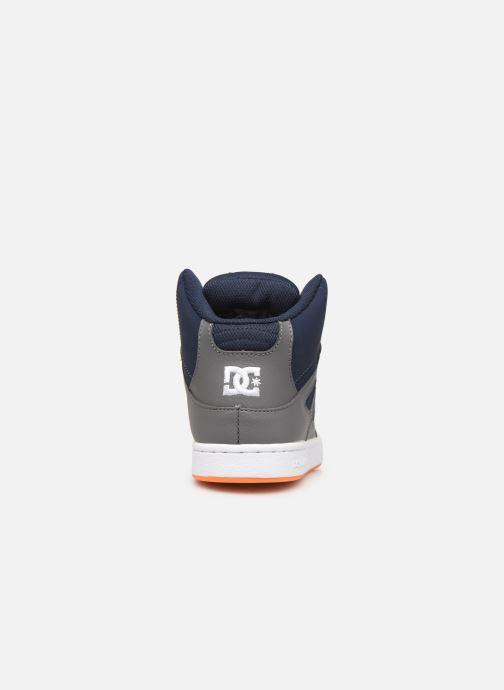 Baskets DC Shoes Pure High-Top Noir vue droite