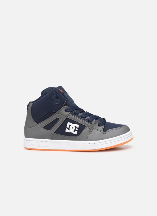 Trainers DC Shoes Pure High-Top Black back view