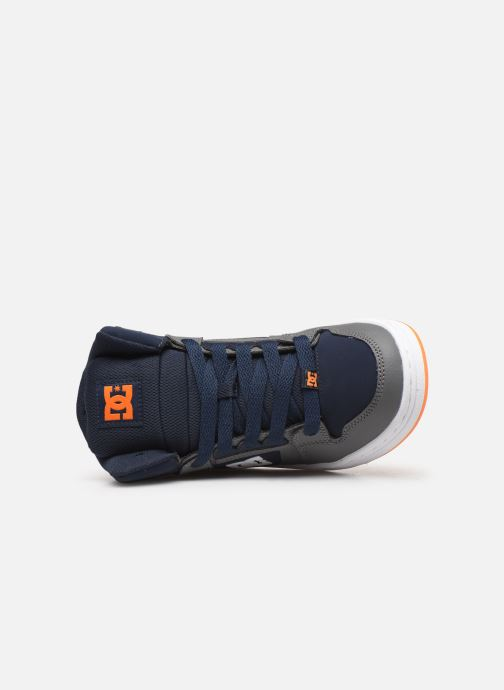 Trainers DC Shoes Pure High-Top Black view from the left