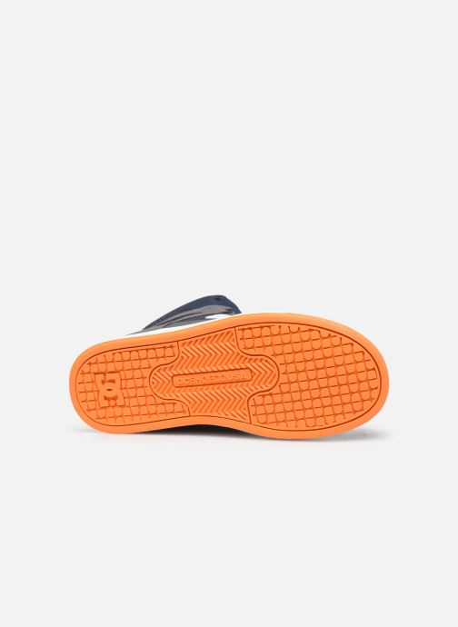 Baskets DC Shoes Pure High-Top Noir vue haut