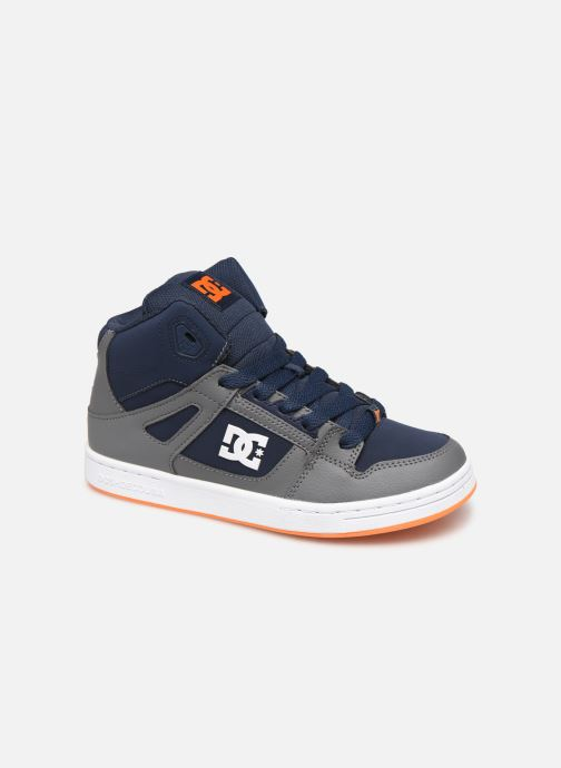 Trainers DC Shoes Pure High-Top Black detailed view/ Pair view