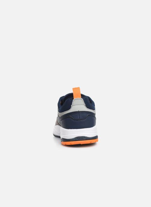 Baskets DC Shoes E.Tribeka Gris vue droite