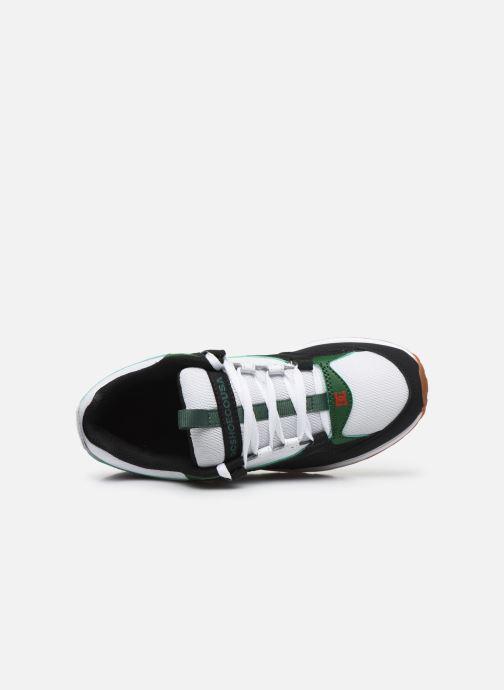 Baskets DC Shoes Kalis Lite Noir vue gauche