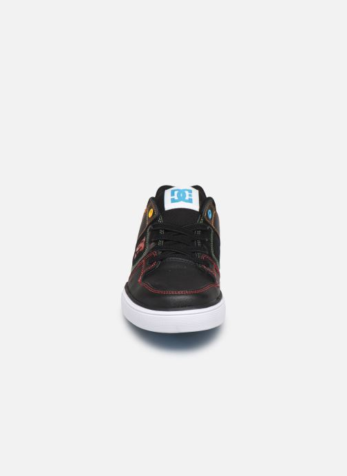 Trainers DC Shoes Pure Elastic Black model view