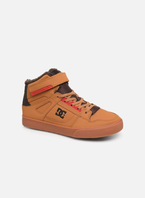 Sneaker DC Shoes Pure High-Top Wnt Ev braun detaillierte ansicht/modell