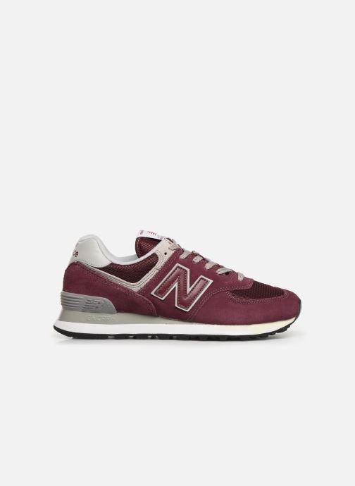 Sneakers New Balance WL574 B Bordeaux achterkant