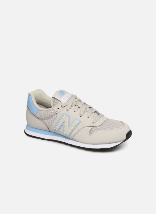 Trainers New Balance GW500 B Grey detailed view/ Pair view