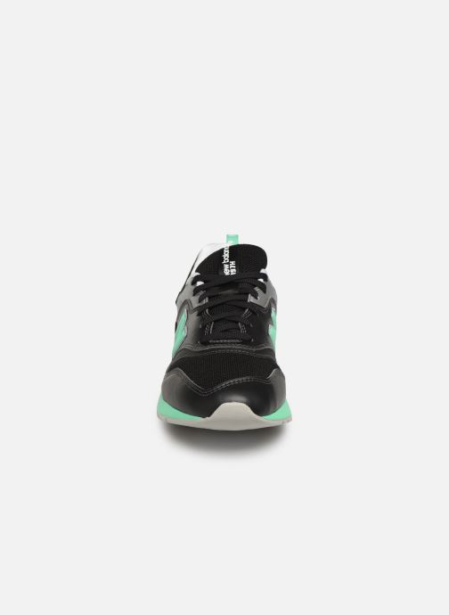 Baskets New Balance CW997 B Noir vue portées chaussures