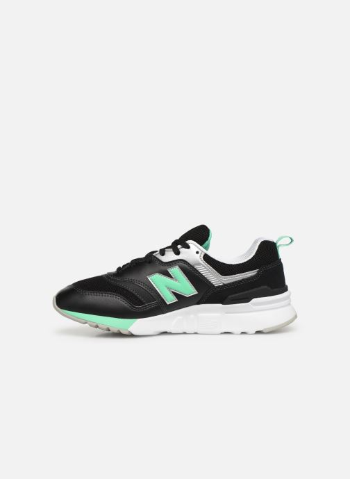 Baskets New Balance CW997 B Noir vue face