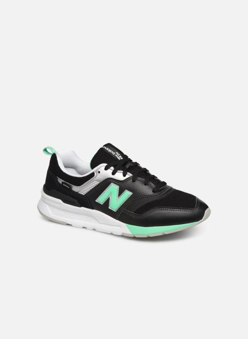 Trainers New Balance CW997 B Black detailed view/ Pair view