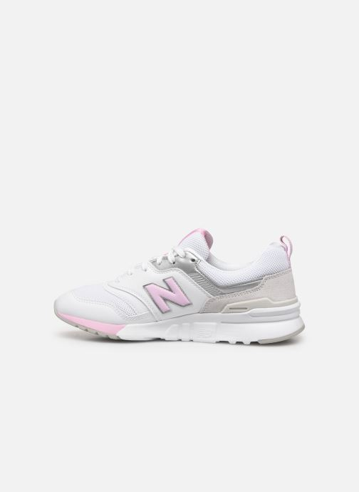 Trainers New Balance CW997 B White front view