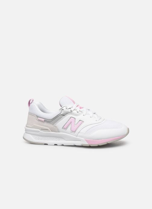 Trainers New Balance CW997 B White back view