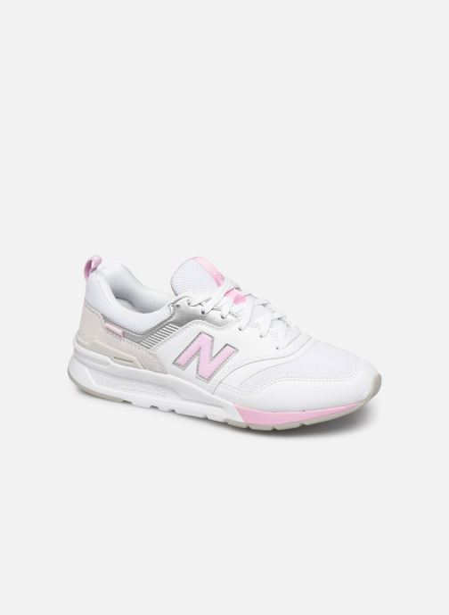 Trainers New Balance CW997 B White detailed view/ Pair view