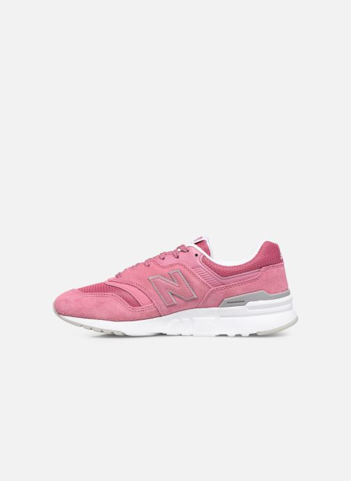 Trainers New Balance CW997 B Pink front view