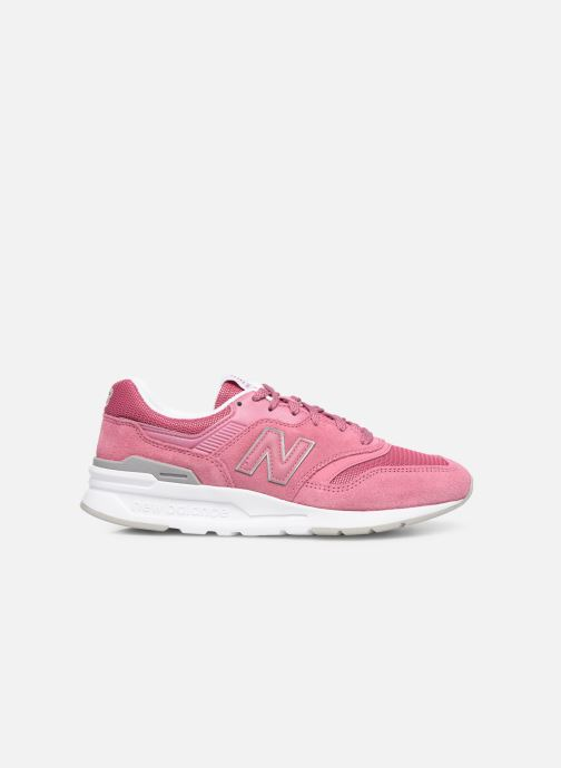 Trainers New Balance CW997 B Pink back view