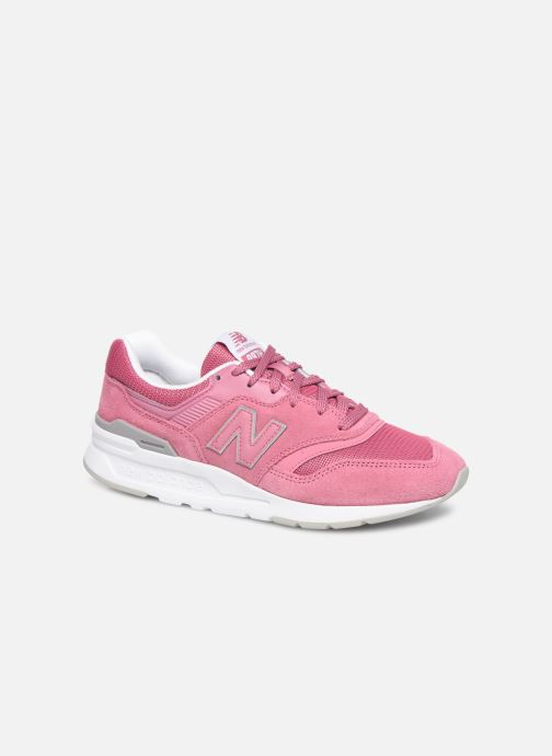 Trainers New Balance CW997 B Pink detailed view/ Pair view