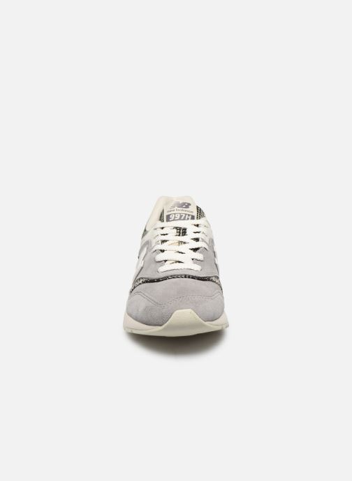 Trainers New Balance CW997 B Grey model view
